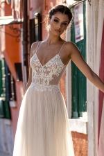 Νυφικα φορεματα 2018