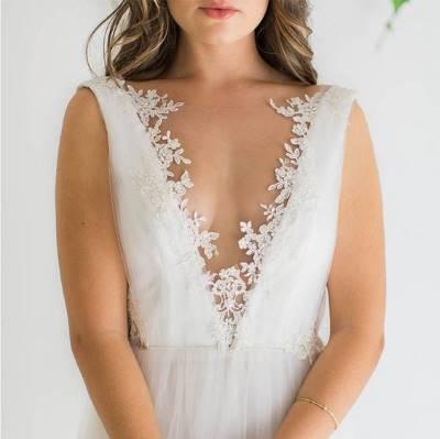 Νυφικά φορέματα 2019